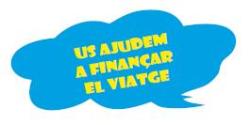 Facilitem de forma gratuïta talonaris per a un sorteig amb el qual es pot obtenir fins a 200 euros per alumne.